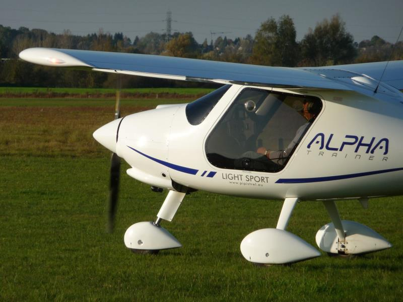 ulm PIPISTREL - Alpha Trainer occasion