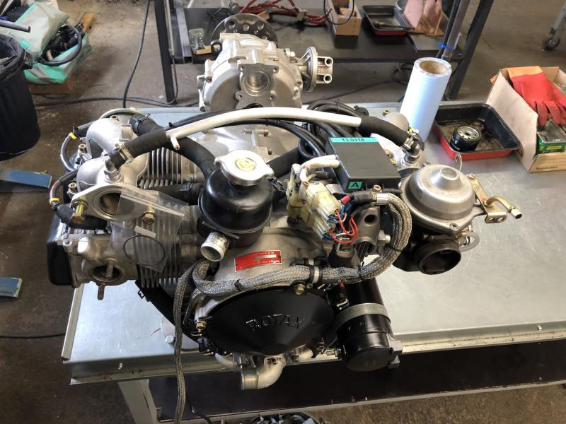 ulm  -  occasion - Moteur 912 80 CV - ulm multiaxes occasion