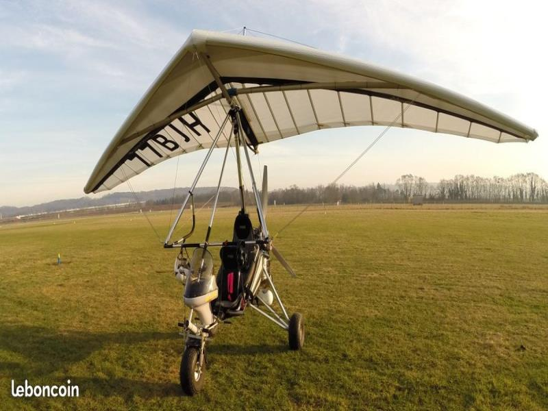 ultralight AIRBORNE - Outback used