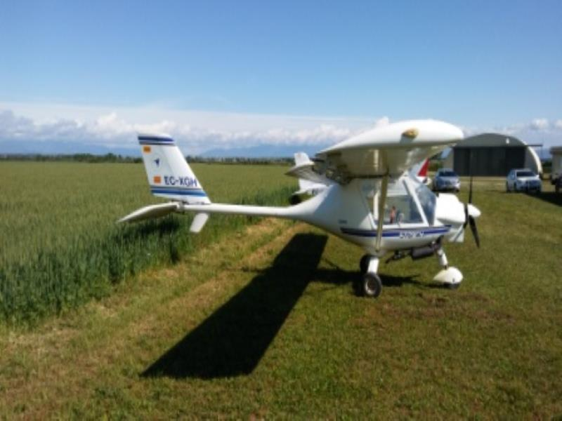 ulm occasion  -  - FLY SYNTHESIS STORCH CL 582