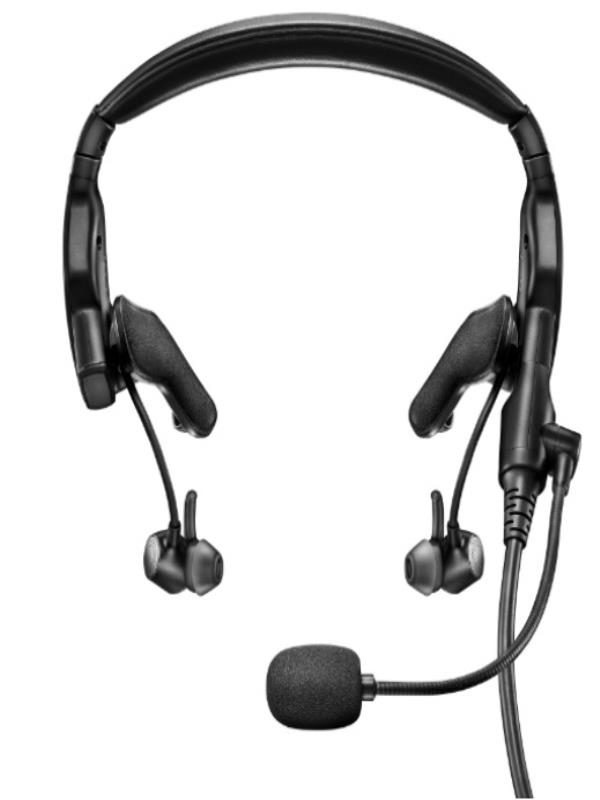 ulm  -  occasion - Casque d'aviation bose Proflight - ulm multiaxes occasion