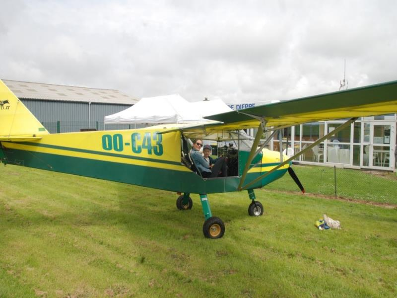 ulm occasion RANS  - Coyote SE6
