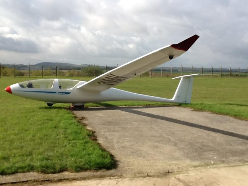 ultralight used Motoplaneur ULM Biplace BONUS 14