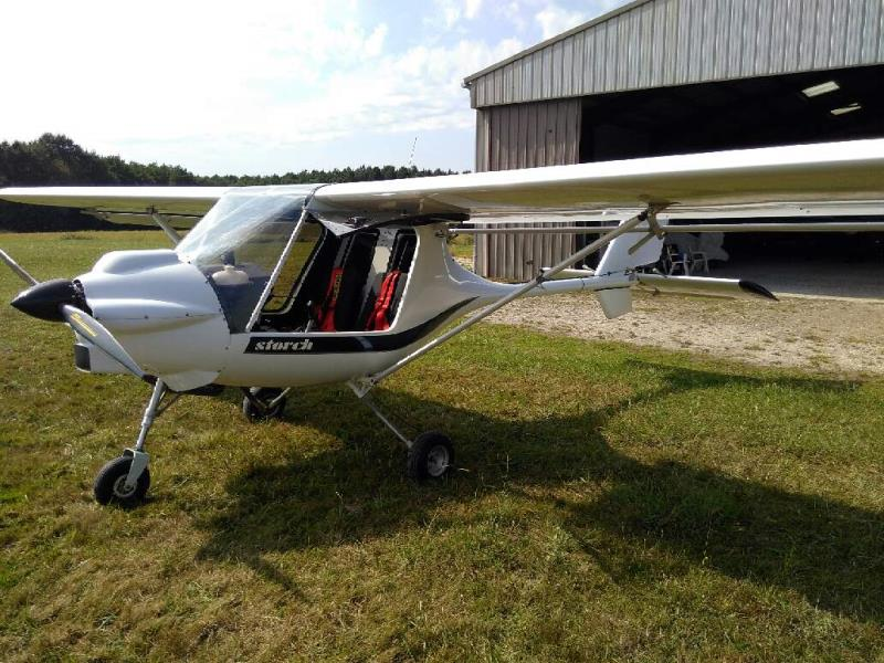 ulm occasion FLY SYNTHESIS - Storch cl 582