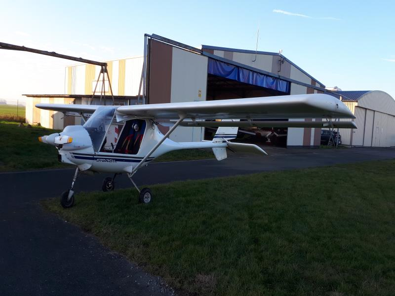 ulm STORCH  - UL-AS 582 occasion